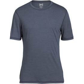 super.natural Base Tee 140 - Sous-vêtement Homme - gris